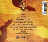 Killarmy - 2001 - Fear, Love & War (Back Cover)