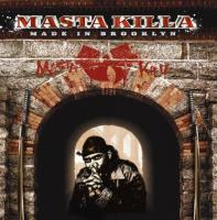 Masta Killa - 2006 - Made In Brooklyn (Front Cover)