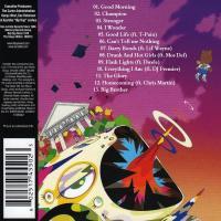 Kanye West - 2007 - Graduation (Back Cover)