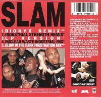 Slam (The Alternatives) (CD Single)