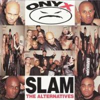 Slam (The Alternatives) (CD Single)