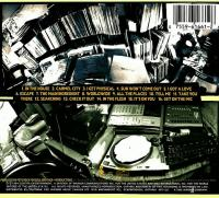 Pete Rock & CL Smooth - 1994 - The Main Ingredient (Back Cover)