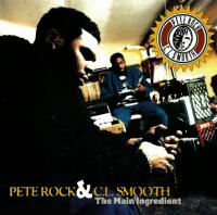 Pete Rock & CL Smooth - 1994 - The Main Ingredient (Front Cover)