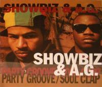 Show & A.G. - 1992 - Party Groove / Soul Clap