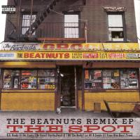 The Beatnuts - Remix EP: The Spot