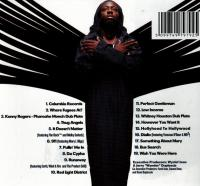Wyclef Jean - 2000 - The Ecleftic: 2 Sides II A Book (Back Cover)