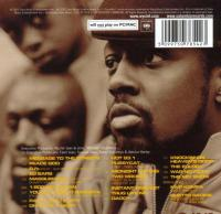 Wyclef Jean - 2002 - Masquerade (Back Cover)