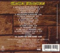 Cella Dwellas - 1996 - Realms 'N Reality (Back Cover)