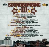Rawkus Records Presents Soundbombing III