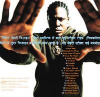 Killah Priest - 1998 - Heavy Mental (Back Cover)