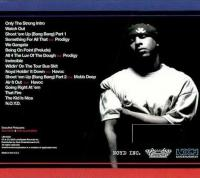 Big Noyd - 2003 - Only The Strong (Back Cover)