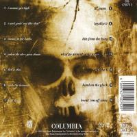 Cypress Hill - 1993 - Black Sunday (Back Cover)