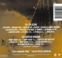 Fugees - 1996 - The Complete Score (Back Cover)
