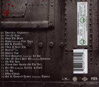 Mobb Deep - 2004 - Amerikaz Nightmare (Back Cover)