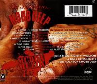 Mobb Deep - 1999 - Murda Muzik (Back Cover)