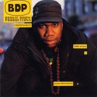 Boogie Down Productions - 1990 - Edutainment