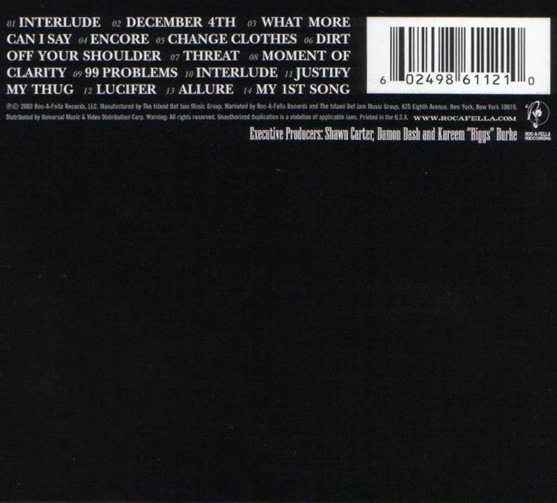 Lucifer Jay Z Mp3: Скачать альбом Jay-Z