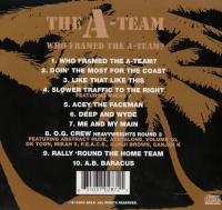 The A-Team - 2000 - Who Framed The A-Team? (Back Cover)