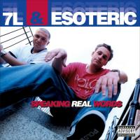 7L & Esoteric - 1999 - Speaking Real Words EP (Front Cover)