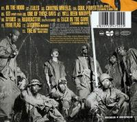 Wu-Tang Clan - 2001 - Iron Flag (Back Cover)