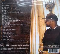 Sean Price - 2007 - Jesus Price Supastar (Back Cover)