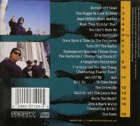 Ice Cube - 1990 - Amerikkka's Most Wanted (Back Cover)