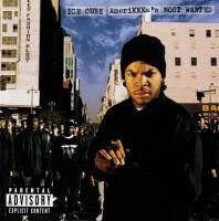 Ice Cube - 1990 - Amerikkka's Most Wanted (Front Cover)