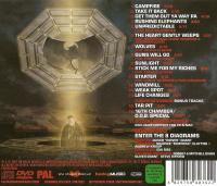 Wu-Tang Clan - 2007 - 8 Diagrams (Back Cover)