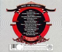 Murs - 2008 - Murs For President (Back Cover)
