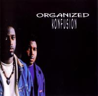 Organized Konfusion - 1991 - Organized Konfusion (Front Cover)