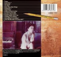 Lauryn Hill - 1998 - The Miseducation Of Lauryn Hill (Back Cover)