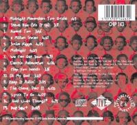 A Tribe Called Quest - 1993 - Midnight Marauders (Back Cover)