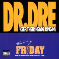 Dr. Dre & Mack 10 - 1995 - Keep Their Heads Ringin' / Take A Hit