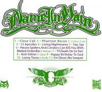Grayskul - 2006 - Name In Vain (Back Cover)