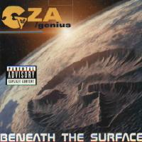 GZA - 1999 - Beneath The Surface (Front Cover)