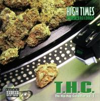 High Time Records. THC (The Hip Hop Collection) Vol. 1