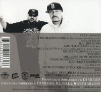 DJ Muggs & Ill Bill - 2010 - Kill Devil Hills (Back Cover)