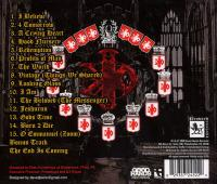 Killah Priest - 2008 - Behind The Stained Glass (Back Cover)