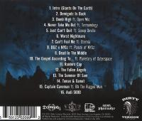 Demigodz - 2013 - KILLmatic (Back Cover)