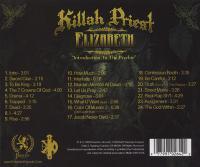 Killah Priest - 2009 - Elizabeth (Back Cover)
