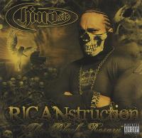 Chino XL - 2012 - RICANstruction: The Black Rosary