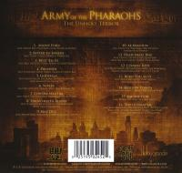 Army Of The Pharaohs - 2010 - The Unholy Terror (Back Cover)