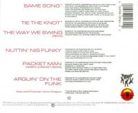 Digital Underground - 1991 - This Is An E.P. Release (Back Cover)