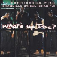 J-Mack - What's Up Doc (Can We Rock) (CD Single)