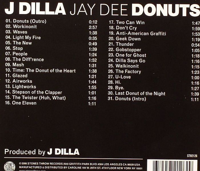 Dilla torrent j full discography Records Revisited