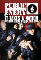 Public Enemy - 2005 - It Takes A Nation. The First London Invasion Tour 1987