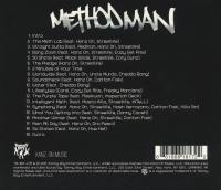 Method Man - 2015 - The Meth Lab (Back Cover)