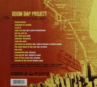 Boom Bap Project - 2005 - Reprogram (Back Cover)