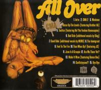 CMA - 2005 - All Over (Back Cover)
