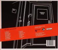 Evidence - 2007 - Red Tape Instrumentals (Back Cover)